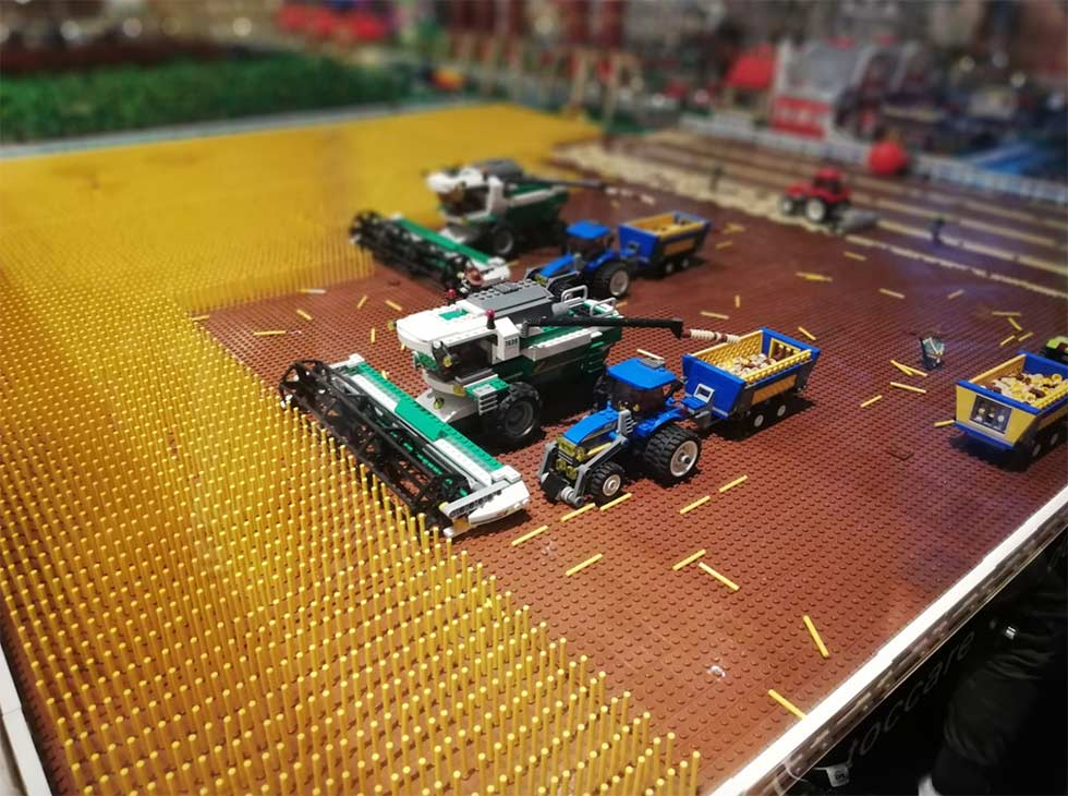 city booming monza lego agricoltura