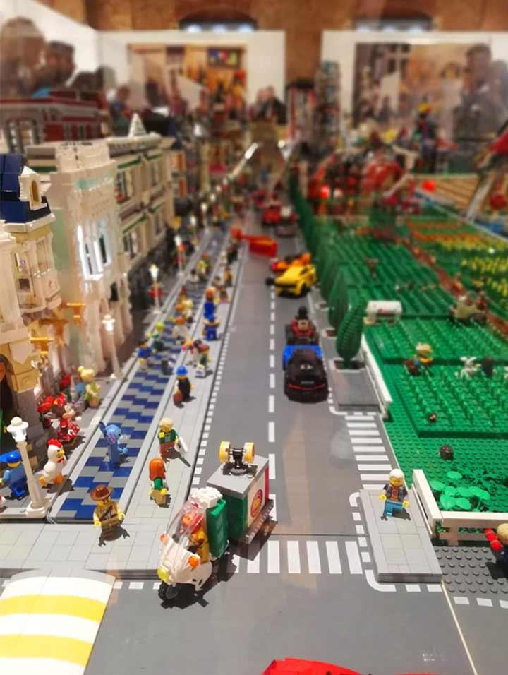 city booming monza lego citta in movimento