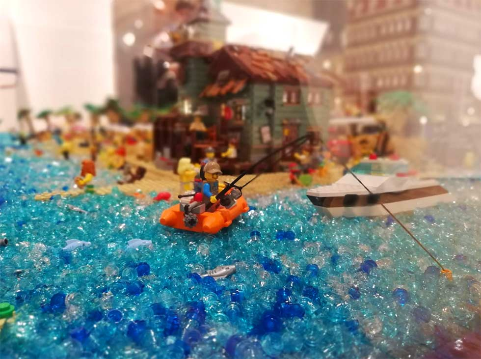 city booming monza lego pescatore