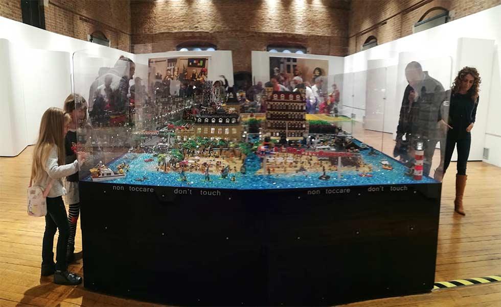 city booming monza prospettiva lego