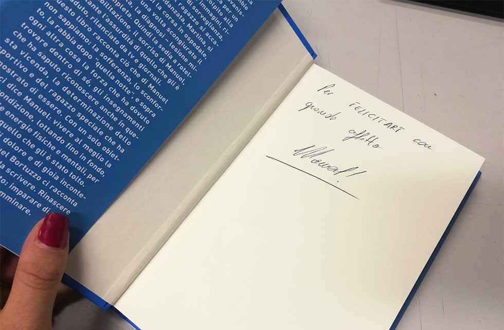libro manuel dedica felicitart