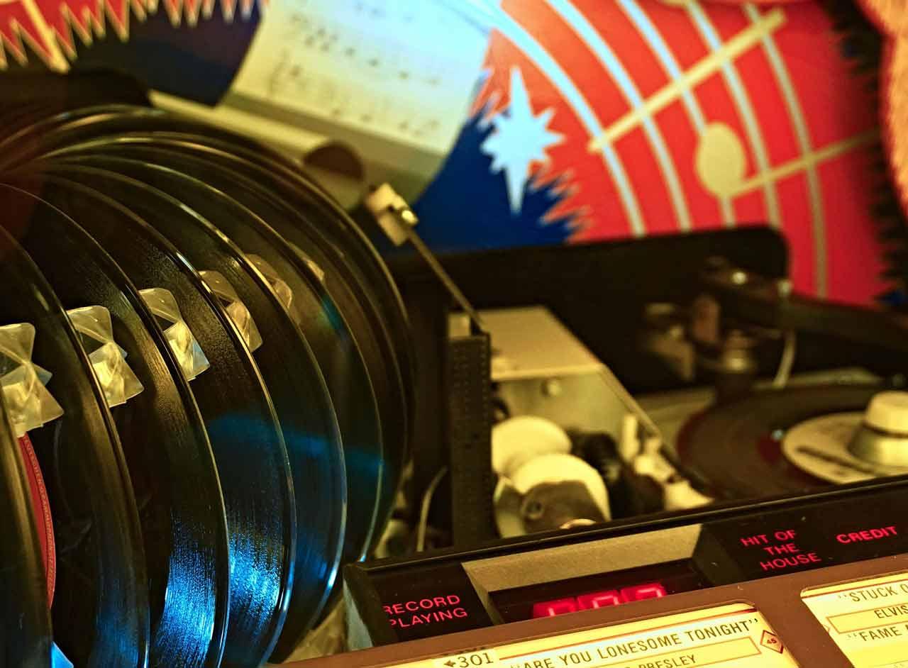 dischi vinile anni 60